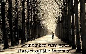 Why you started