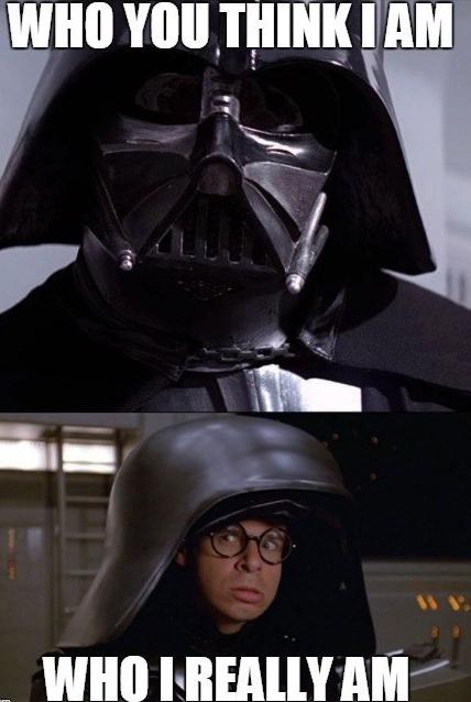 darth vader dark helmet meme